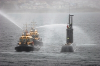 Ares_submarine_s102_arrival